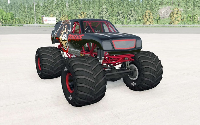Photo of BeamNG – CRD Monster v1.16