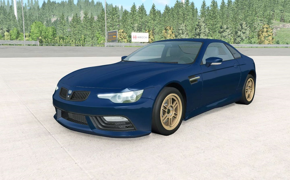 Photo of BeamNG – ETK K-Serisi More Parts