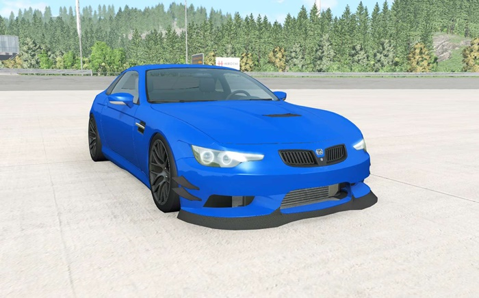 Photo of BeamNG – ETK K-Serisi Modern Racer V0.1.2