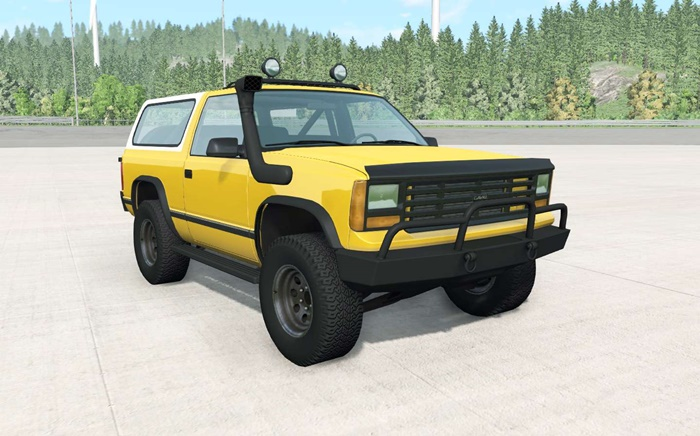 Photo of BeamNG – Gavril D-Serisi Bandito V2.2