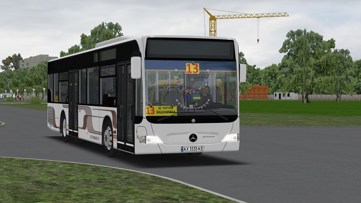 Photo of Omsi2 – Mercedes-Benz O530 Facelift Otobüs Modu V1.0
