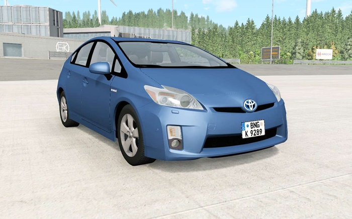 Photo of BeamNG – Toyota Prius (XW30) 2009 Model