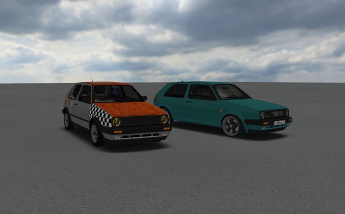 Photo of Omsi 2 – Volkswagen Golf 2 GTI Araba Modu