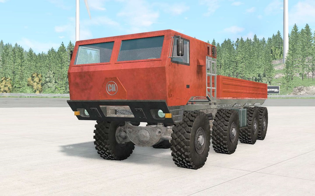 Photo of BeamNG – BigRig Kamyon Modu V1.1