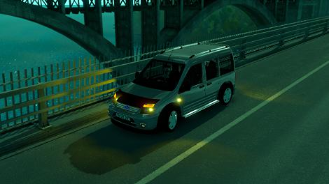 Photo of ETS2 – Ford Transit Connect 2009 Model (1.35.X)