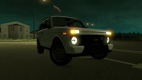 Photo of ETS2 – Lada Niva 2121 Araba Modu V3 (1.35.X)