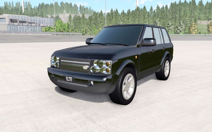 Photo of BeamNG – Land Rover Range Rover (L322) Araba Modu