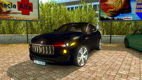 Photo of ETS2 – Maserati Levante Araba Modu V2.0 (1.35.X)