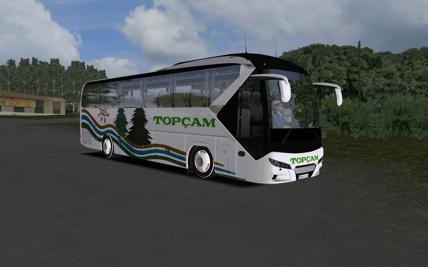 Photo of Omsi 2 – Neoplan Tourliner 18 Otobüs Modu