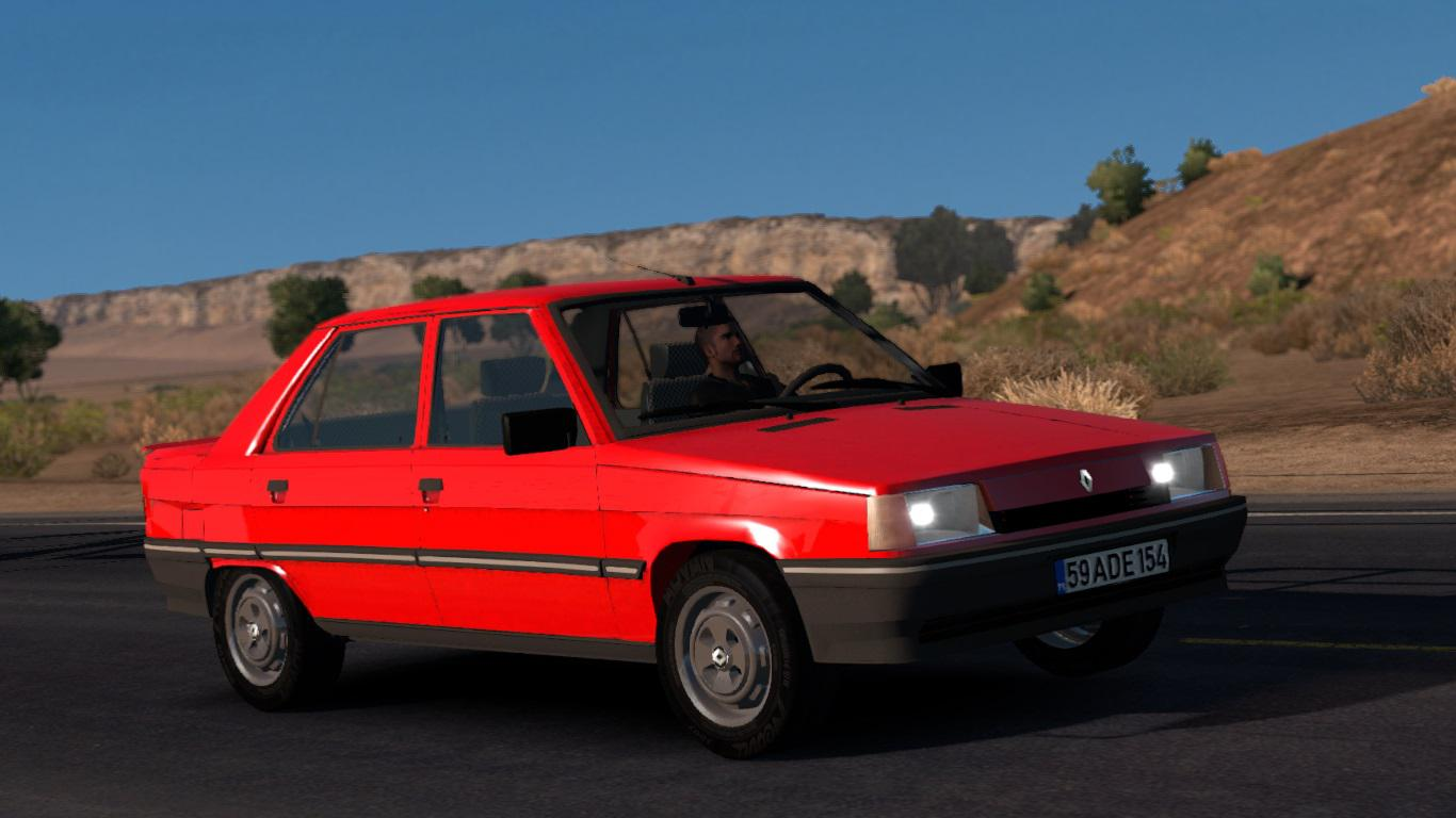 Photo of ATS – Renault 9 Araba Modu (1.35.X)