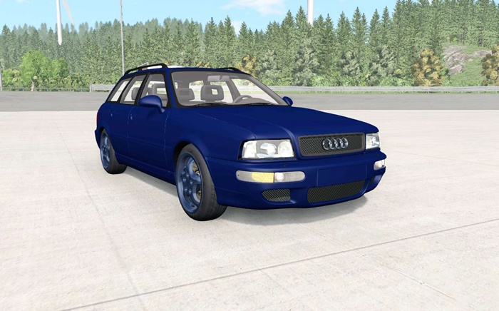 Photo of BeamNG – Audi RS 2 (B4) 1994 Model Araba Modu
