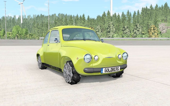 Photo of BeamNG – Autobello Piccolina Mecanodrive Araba Modu