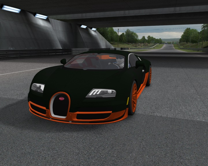 Photo of LFS – Bugatti Veyron SS Araba Yaması