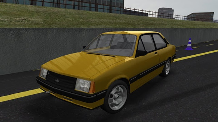 Photo of LFS – Chevrolet Chevette 1.6 S Araba Yaması