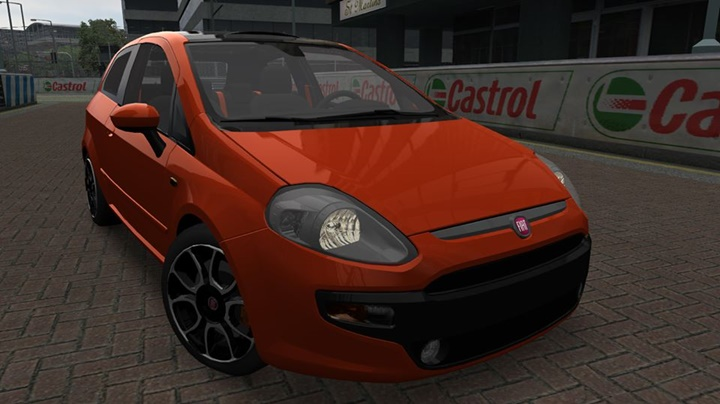 Photo of LFS – Fiat Punto Araba Yaması