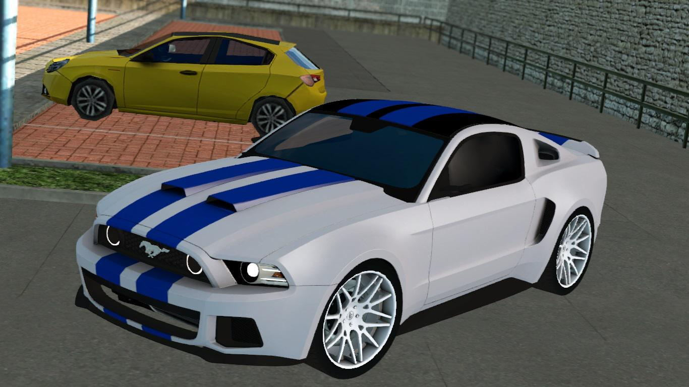 Photo of ETS2 – Ford Mustang (NFS)