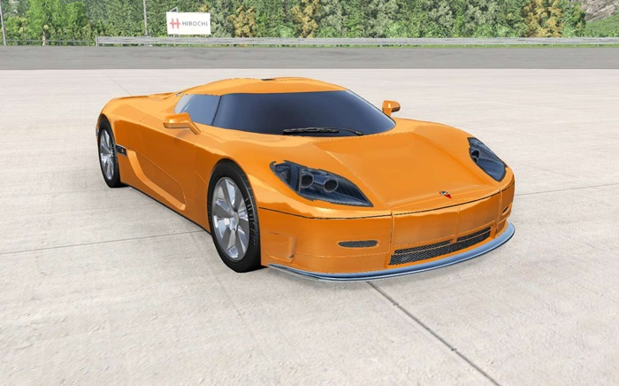 Photo of BeamNG – Konigsegg CCR Araba Modu