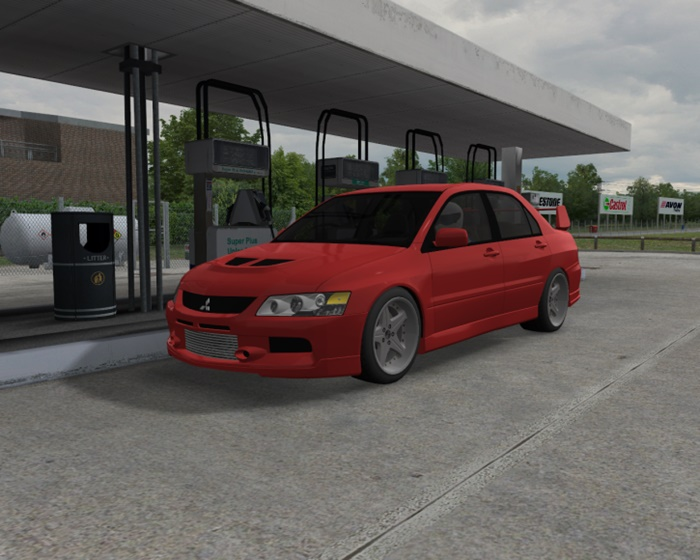 Photo of LFS – Mitsubishi EVO 9 Araba Modu