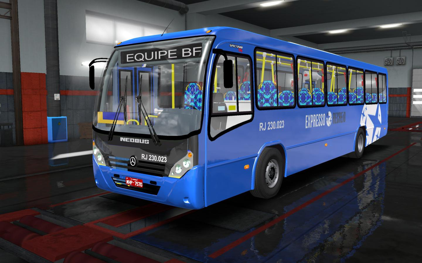 Photo of ETS2 – Neobus Spectrum Of-1721 Otobüs Modu (1.35.X)