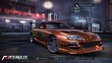 Photo of NFS Carbon – Toyota Supra MK-IV (F&F) 1994 Model