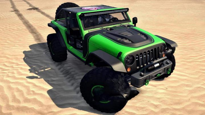 Photo of SpinTires MudRunner – 2017 Jeep Trailcat Rebuild v1.0