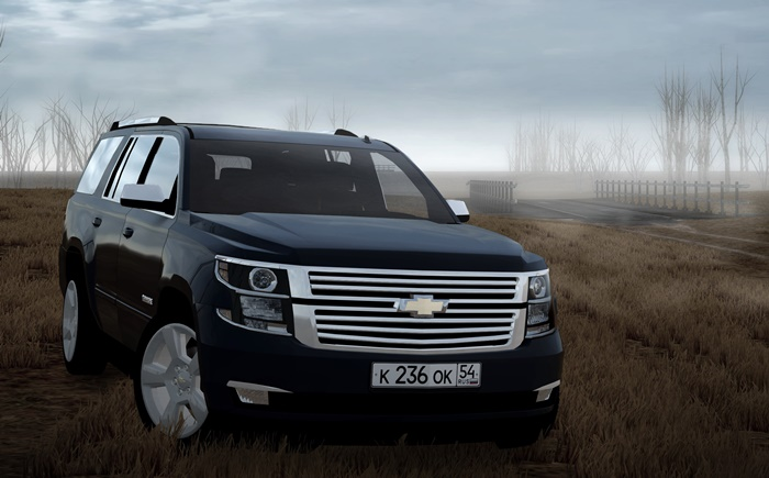 Photo of City Car Driving 1.5.8 – Chevrolet Tahoe 2015 Model Araba Modu