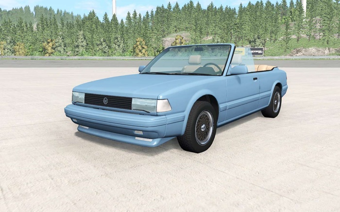 Photo of BeamNG – ETK I-Serisi Cabrio  Araba Modu V1.3