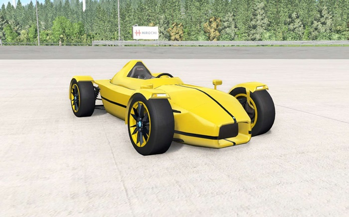 Photo of BeamNG – Fintray Roadsport Araba Modu V0.9.1