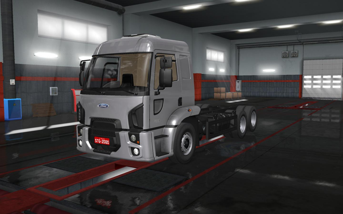Photo of ETS2 – Ford Cargo (1.35.x)