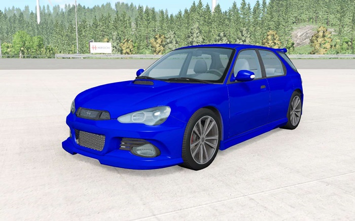 Photo of BeamNG – Hirochi Sunburst Vagon Araba Modu