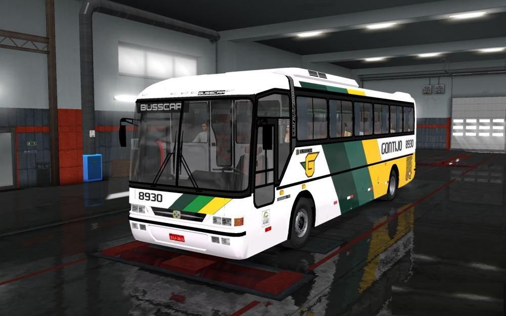Photo of ETS2 – Jumbuss 340 Otobüs Modu (1.35.x)