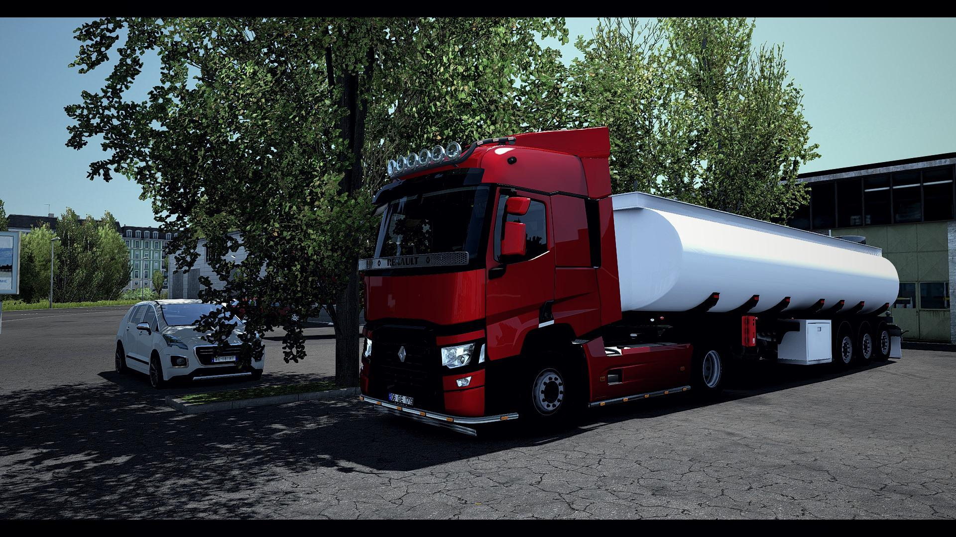 Photo of ETS2/ATS – Mammut Tanker Modu V1.0 (1.35.x)