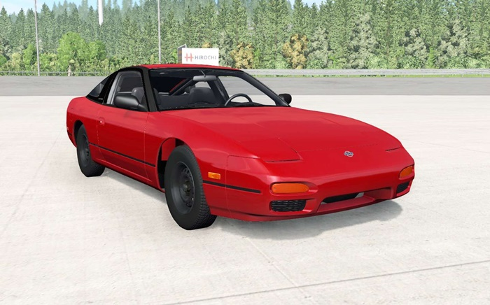 Photo of BeamNG – Nissan 240SX 1992 Model Araba Modu