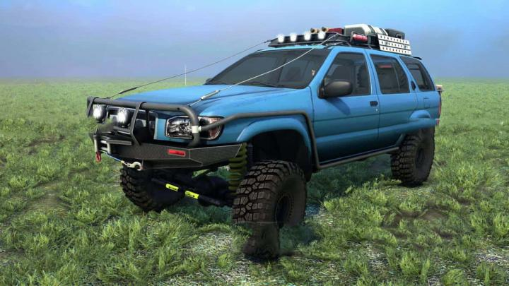 Photo of SpinTires MudRunner – Nissan Patfhinder R50 2014 Model V1.0