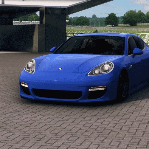 Photo of LFS – Porsche Panamera 2010 Model Araba Yaması
