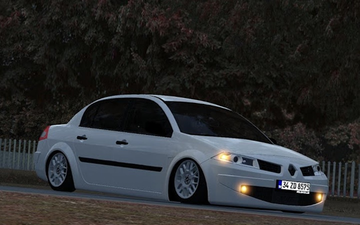 Photo of LFS – Renault Megane 2 Araba Yaması