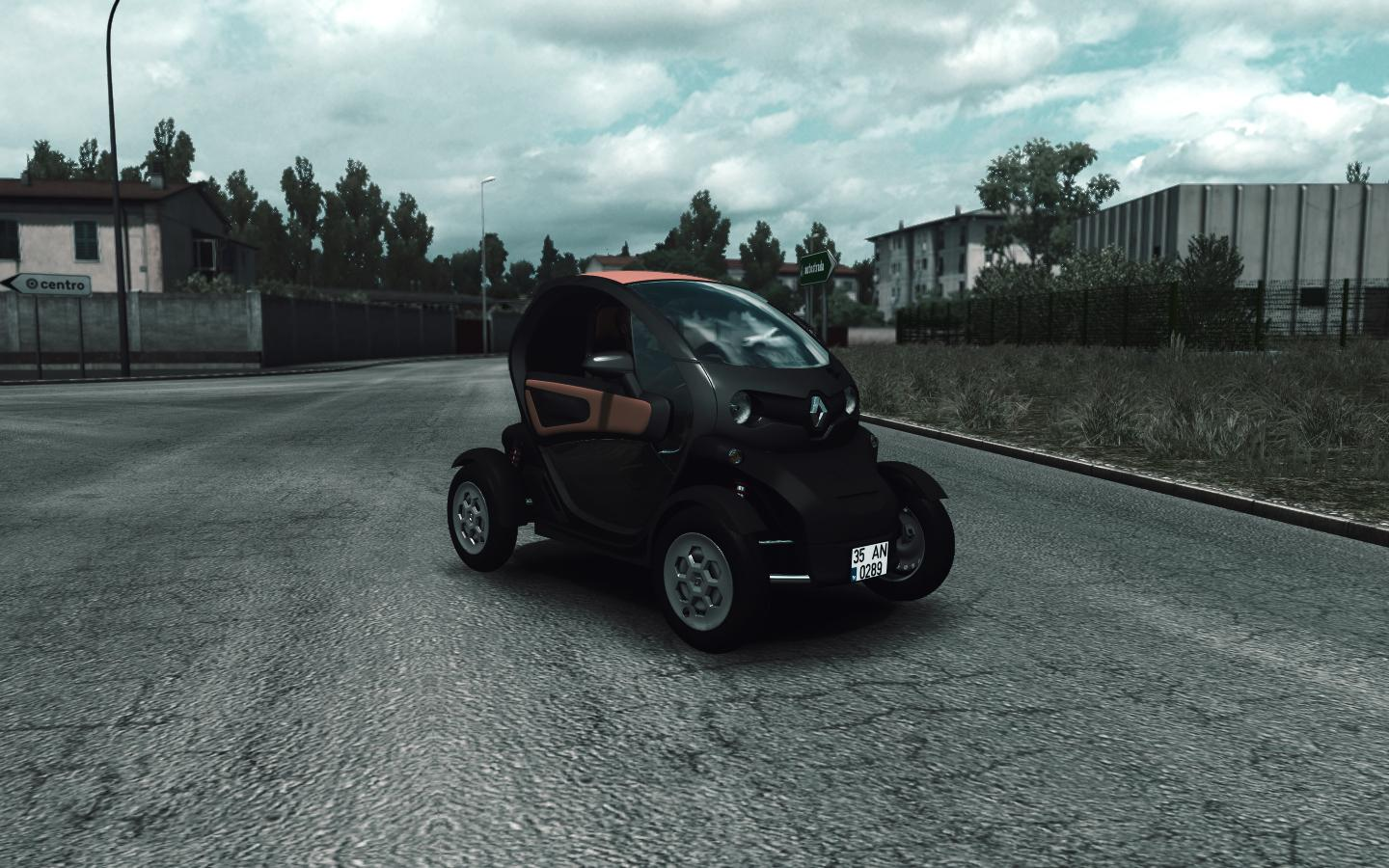 Photo of ETS2 – Renault Twizy V2