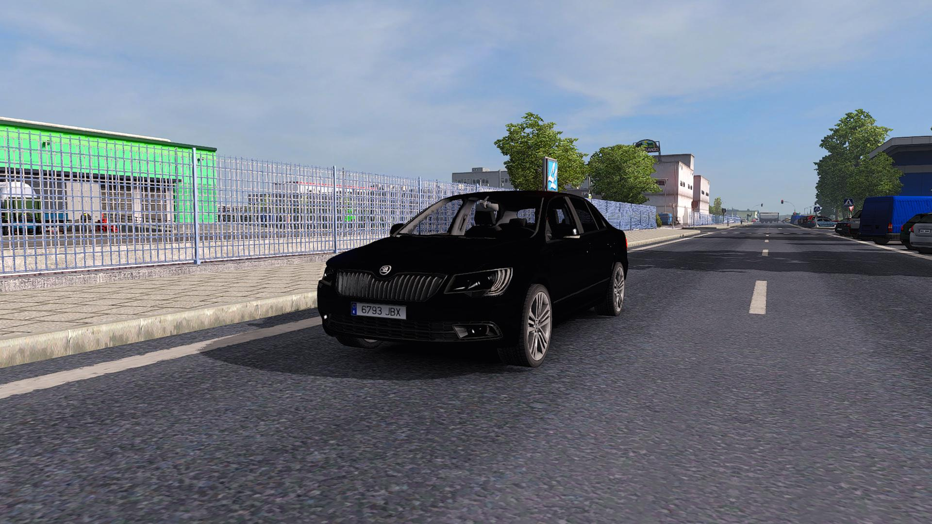 Photo of ETS2 – Skoda Superb 2013 Model V2 (1.35.x)