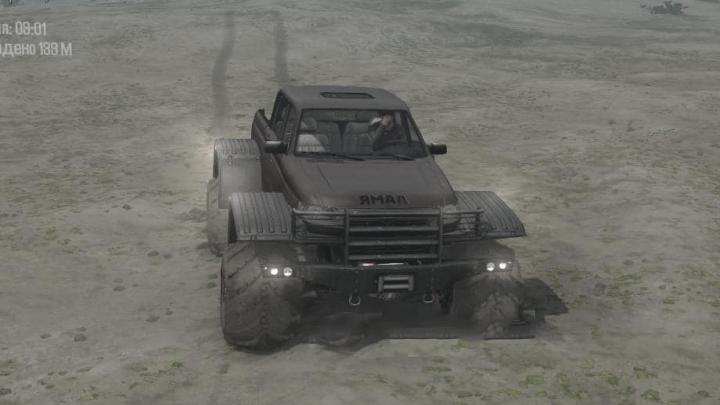 Photo of SpinTires MudRunner – Uaz Yamal Scout