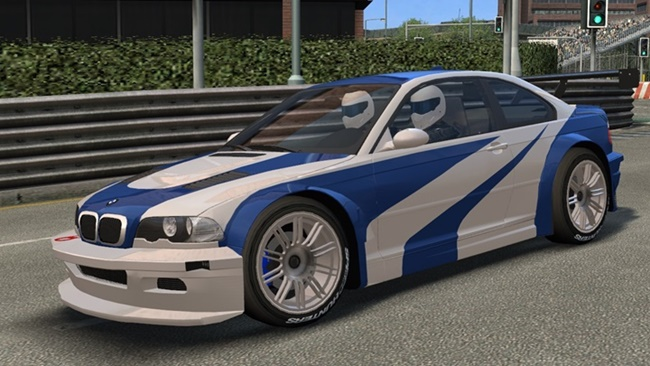 Photo of LFS – BMW M3 GTR (Yarış Sürümlü) 2002 Model Araba Modu