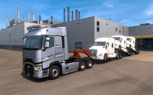 Photo of ATS – Renault T Range V1.0.2