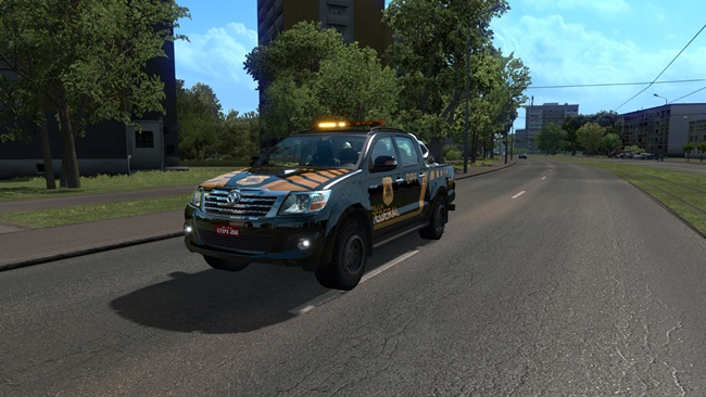 Photo of ETS2 – Toyota Hilux V1.2