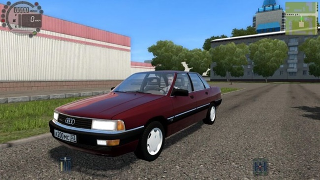 Photo of City Car Driving 1.5.9 – Audi 200 Quattro Araba Modu