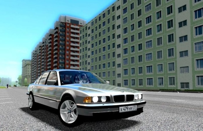 Photo of City Car Driving 1.5.9 – BMW 740D Araba Modu