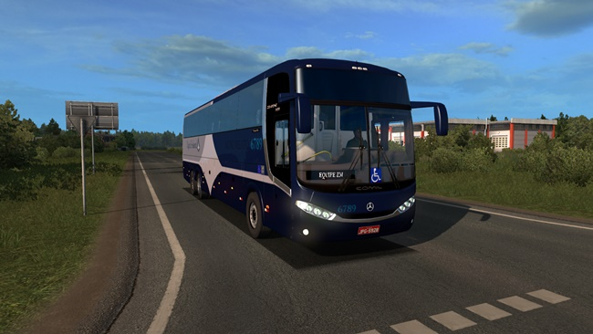 Photo of ETS2 – Comil Campione 3.65 Mercedes Otobüs Modu V4.0