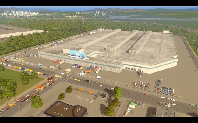 Photo of Cities Skylines – FCA Mega Otomobil Fabrikası