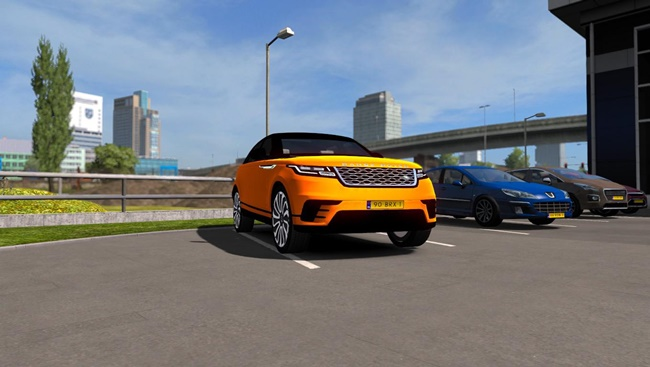 Photo of ETS2 – Land Rover Velar Araba Modu V1.0