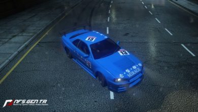 Photo of NFS Most Wanted 2012 – Nissan Zero Speed King Livery