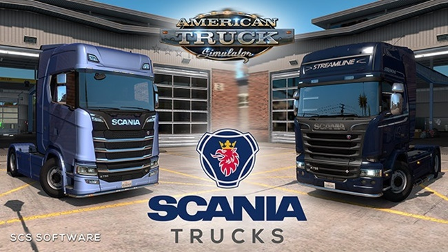 Photo of ATS – Scania Çekicileri Modu (1.36.x)