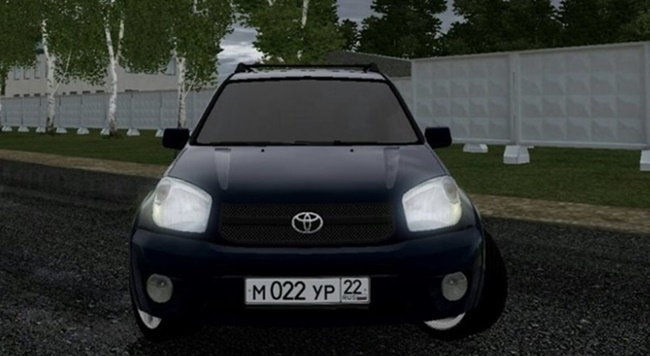 Photo of City Car Driving 1.5.9 – Toyota Rav4 Araba Modu